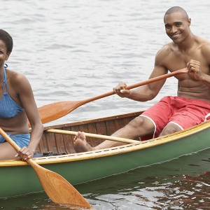 Canoe down the Peconic River