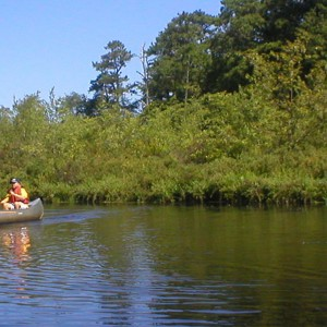 Canoe the Peconic River